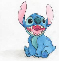 Stitch by mattyhex