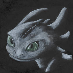 Toothless Ink