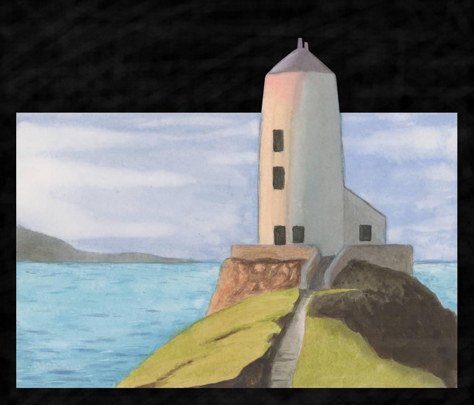 Lighthouse by mattyhex