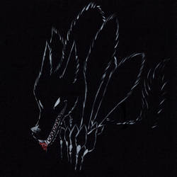 Spooky Wolf