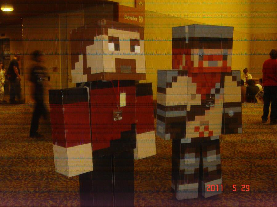 Minecraft by Koragg1