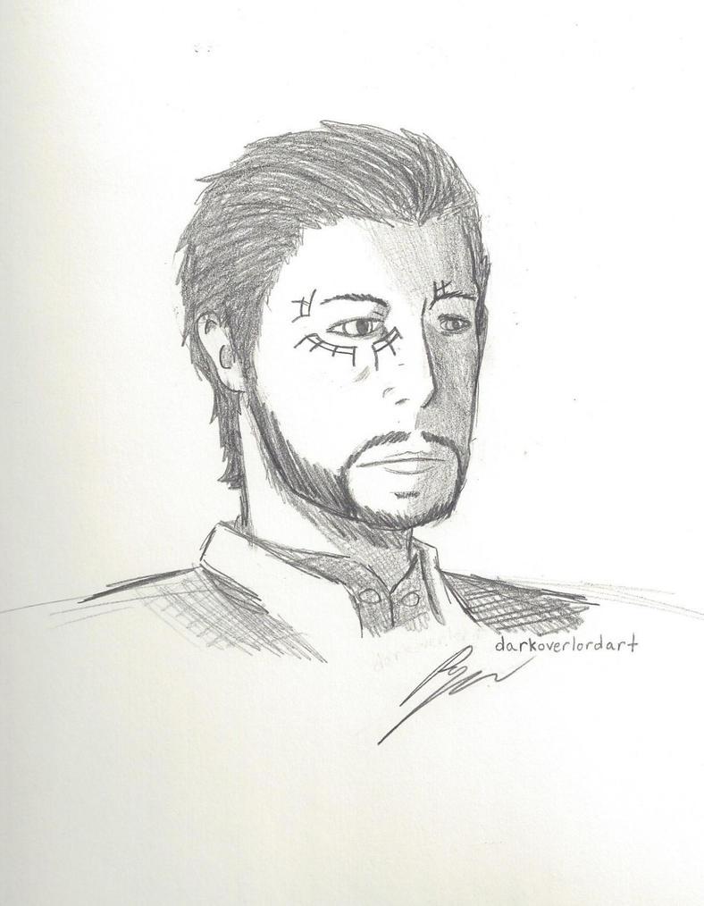 Inquisitor portrait by Koragg1