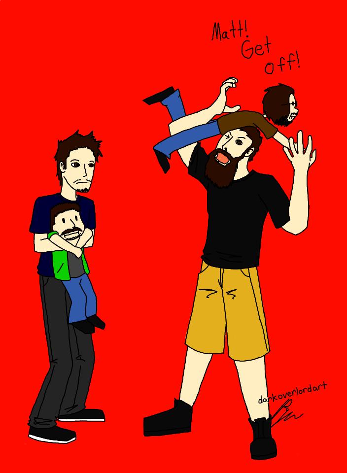 My favorite RT family by Koragg1