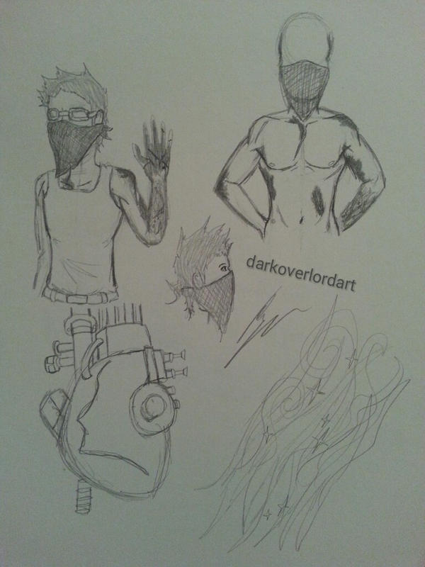 Dorian sketch dump by Koragg1