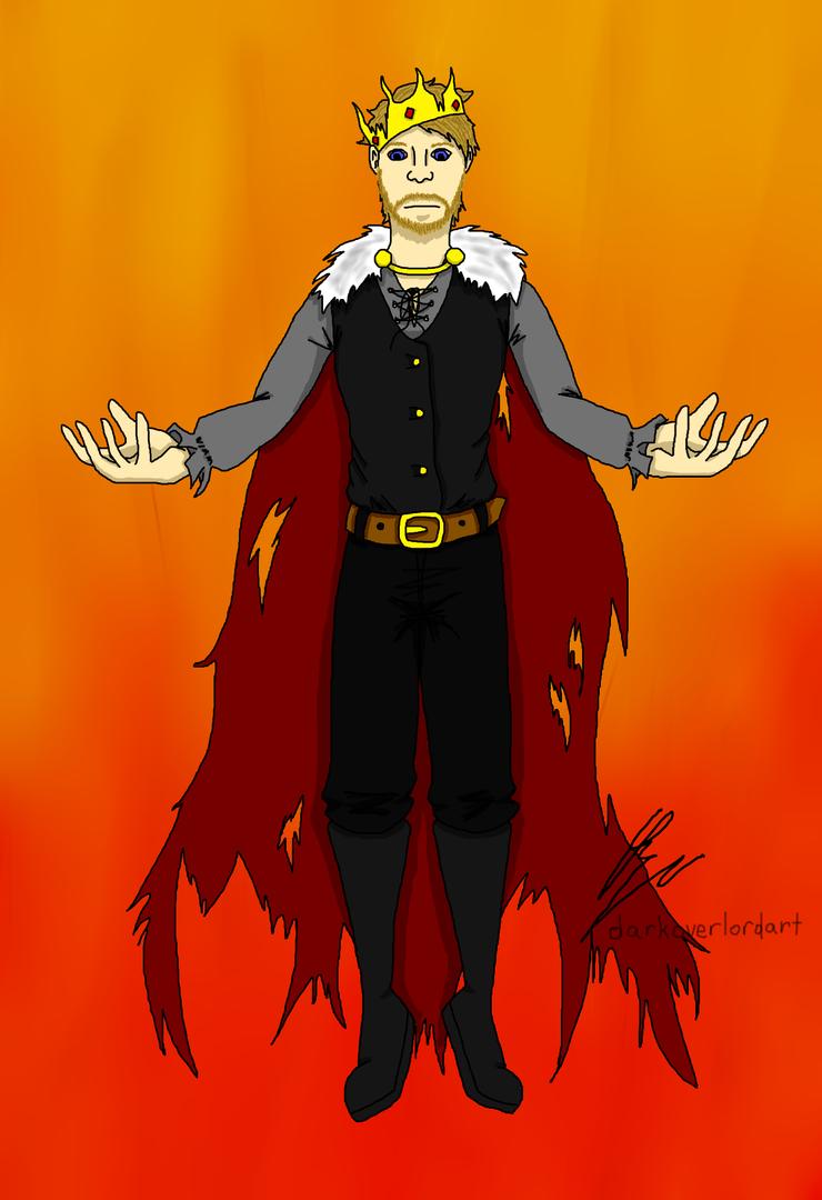 Mad King Ryan by Koragg1