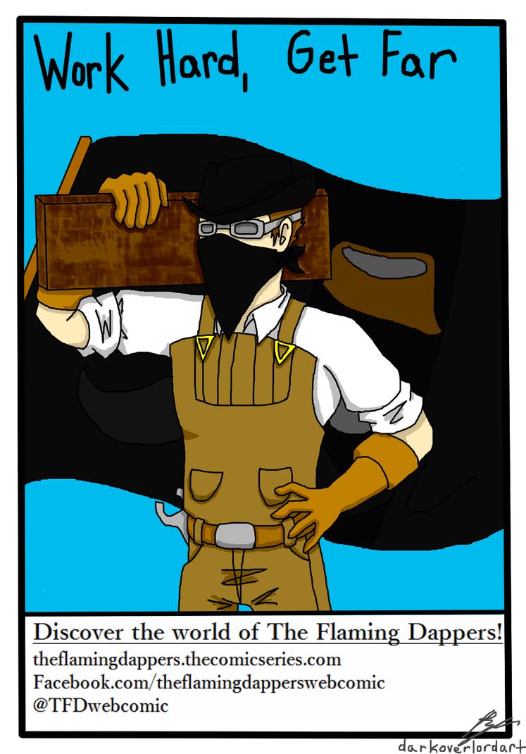 Dorian's flyer by Koragg1