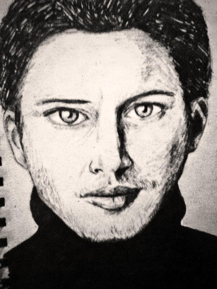 Jensen Ackles by mandpandt