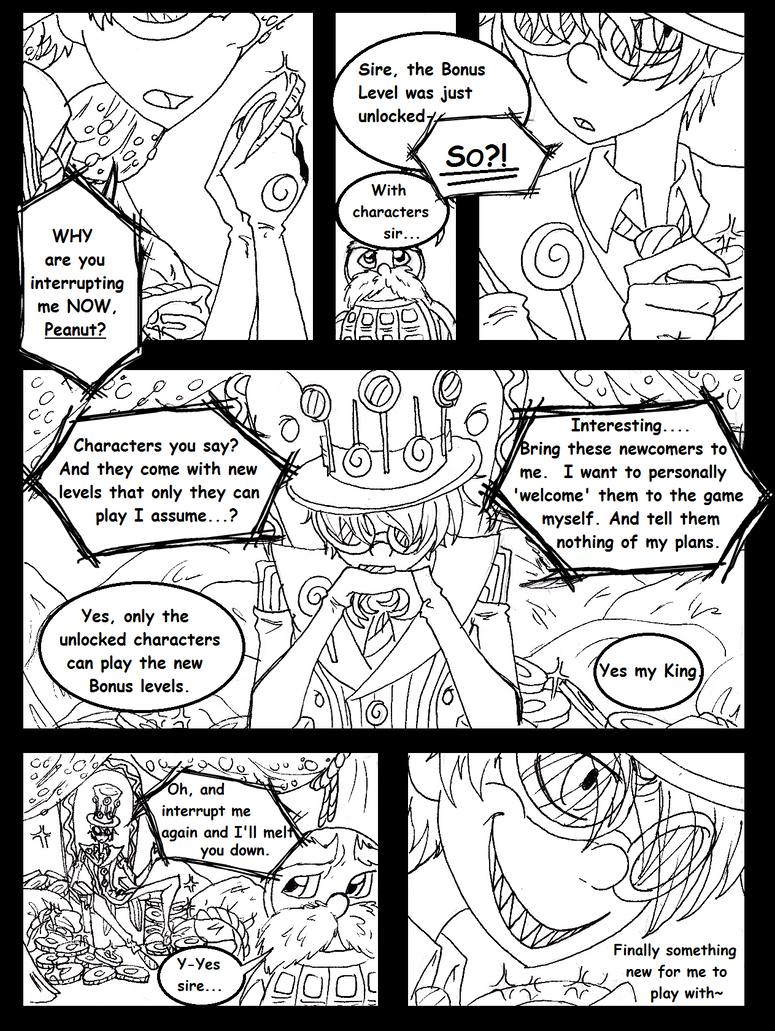 Sugar Rush: In-Game Virus Pg2 By Spock-sickle On DeviantArt