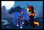 Luna and Ignus