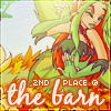 The Barn 2nd place by Jagveress