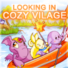 Cozy Village Looking by Jagveress