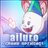Ailuro Grand Opening by Jagveress