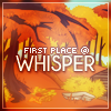 Whisper Icon 1st Place by Jagveress