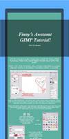 GIMP Tutorial Part 1: Lineart