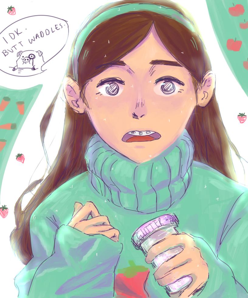 Mabel by Kazuko15