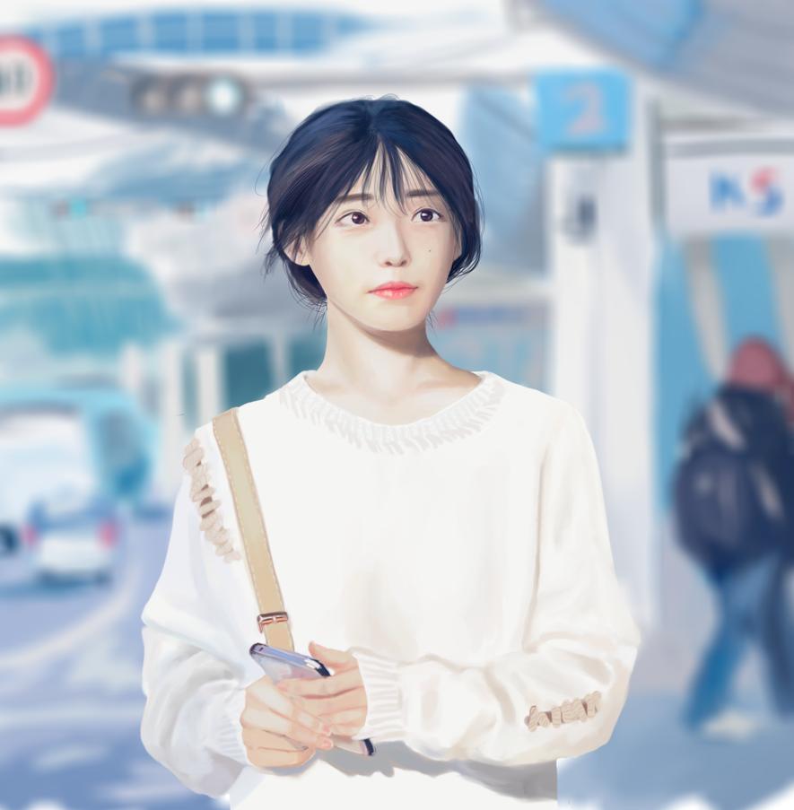 IU by Kazuko15