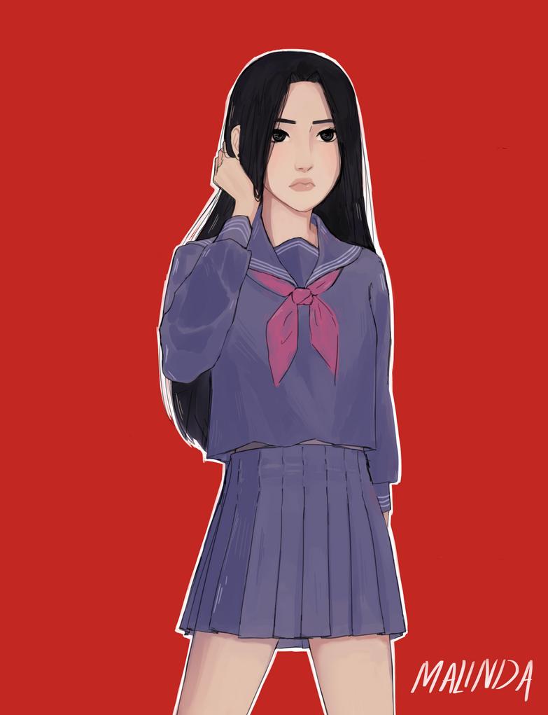 4 u Mal by Kazuko15