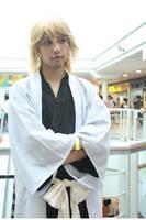 Urahara Kisuke by skullpion