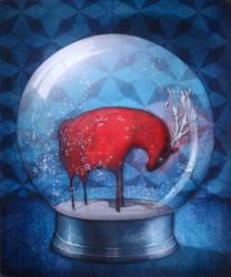 Snowball by jeremiebaldocchi