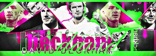 David Beckham by LeonardoSFA