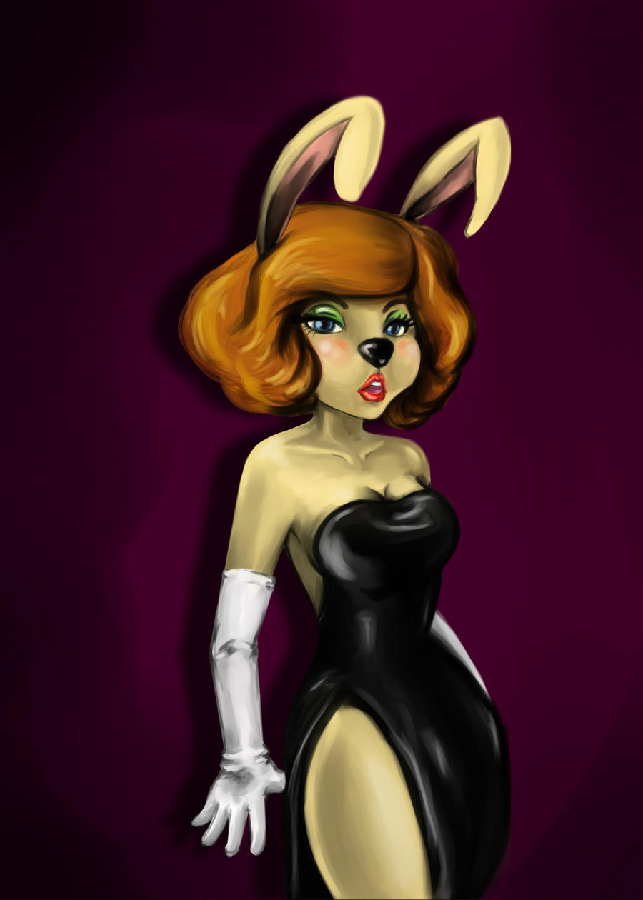 Elizabeth rabbit