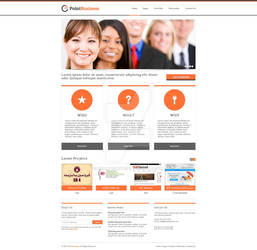 Corporate Website Two