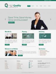 Corporate Website Three