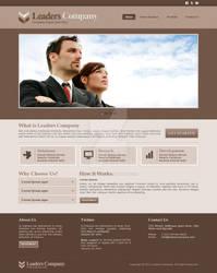 Corporate Website Four