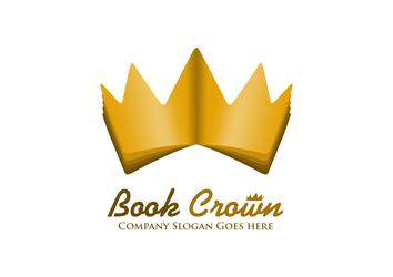 Book Crown by kikomachinist