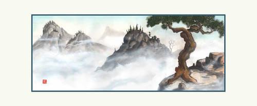 Landscape_opus7 by taomonkey