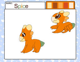 Spice by AlmondLover