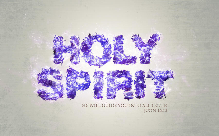 Holy Spirit - Wallpaper by mostpato on DeviantArt