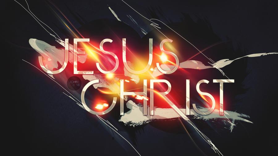 JesusChrist - Wallpaper by mostpato