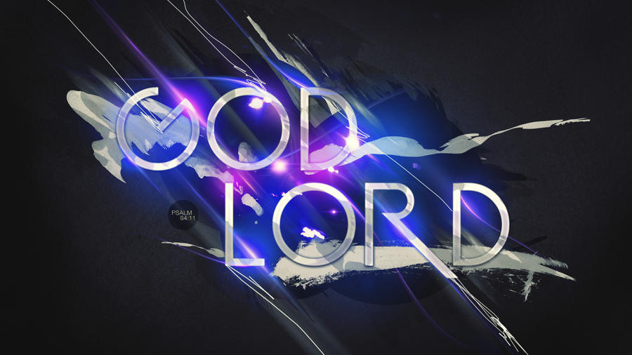 God Lord - Wallpaper by mostpato
