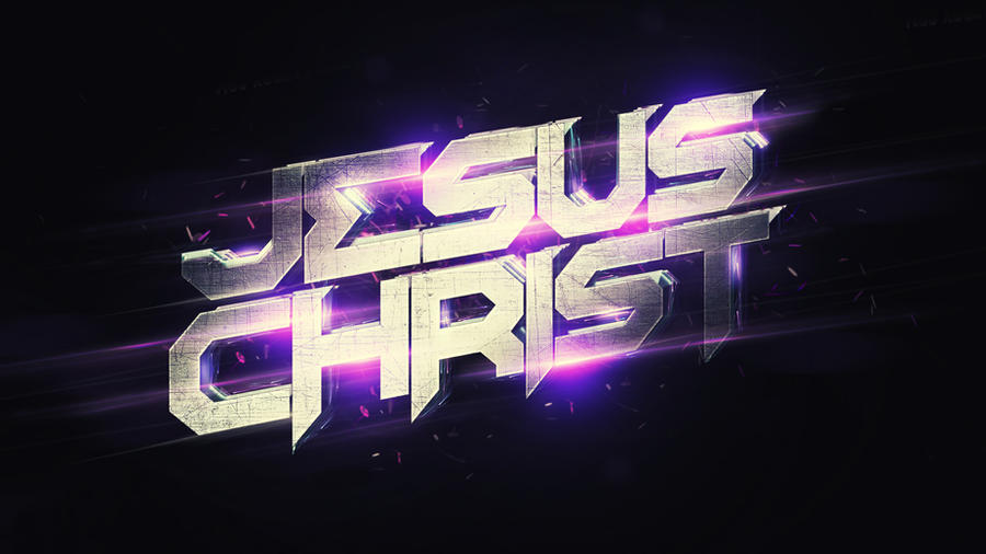 JesusChirst - Wallpaper by mostpato