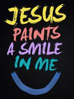 Jesus Paint by mostpato