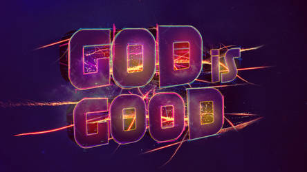 God is Good - Wallpaper