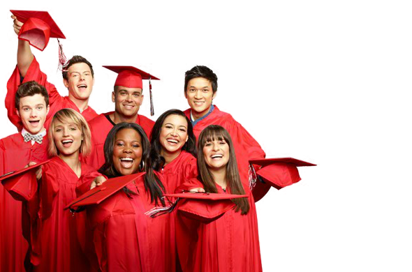 Season 2 Glee Glee Cast Season 3 Promo 2 Png