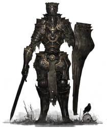 Death Bringer by ArielPerezArt
