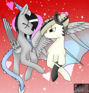 Philia Love - Hearts and Hooves Day!