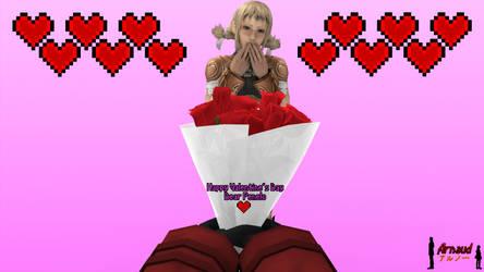 Be my Valentine...dear Penelo