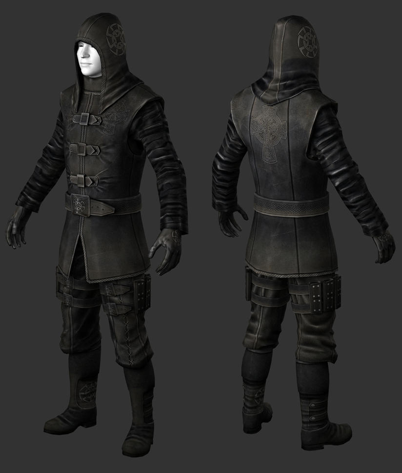 Witch Hunter Armor By Newermind43 On Deviantart