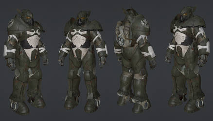 Fallout 4 MidWest Power Armor