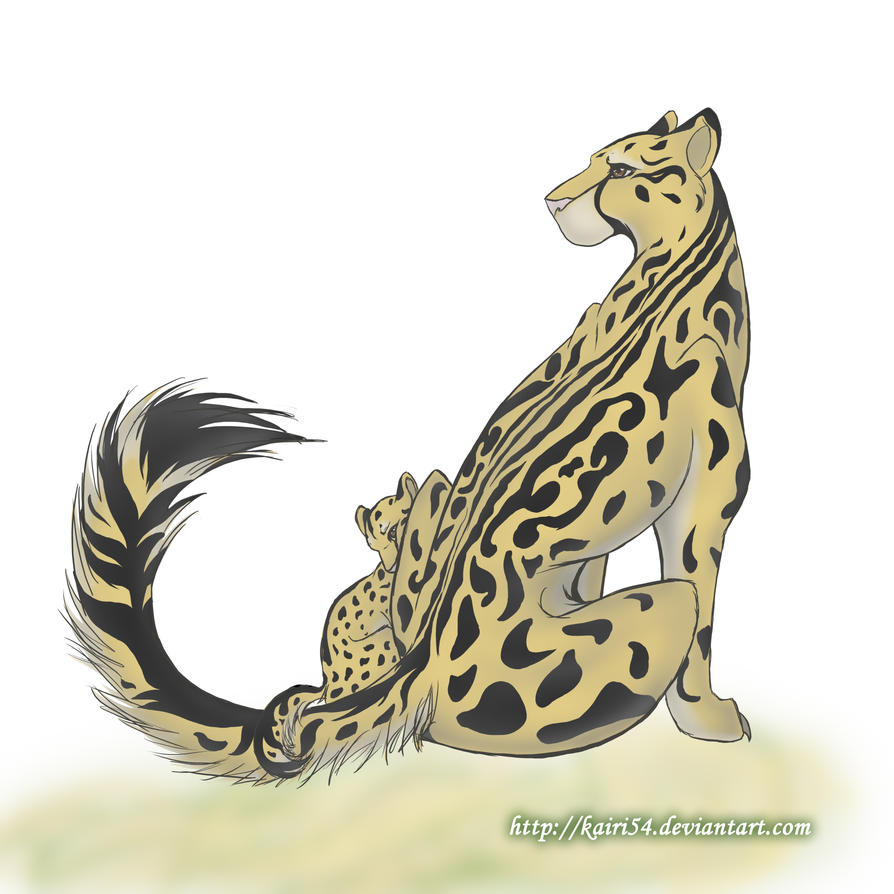 International Cheetah Day 2012 by Eitae