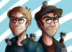Fathers of Gorillaz