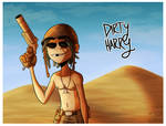 Dirty Harry (+ Speedpaint!)