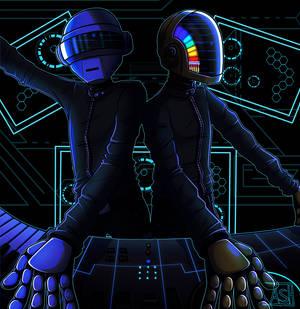 Daft Punk (alternate version)
