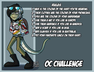 Oc Challenge!