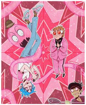 The Pink Phantom - Gorillaz