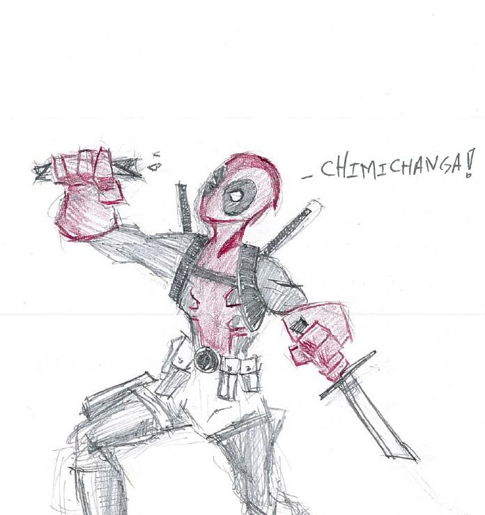 Chimichanga! by cattterpillarboy